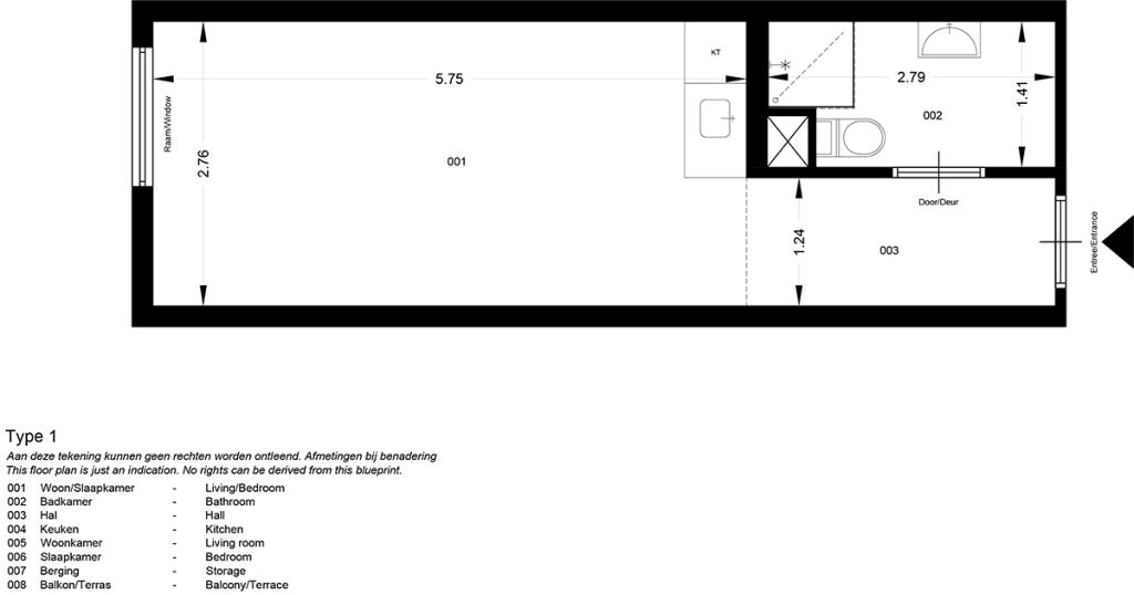 kamers