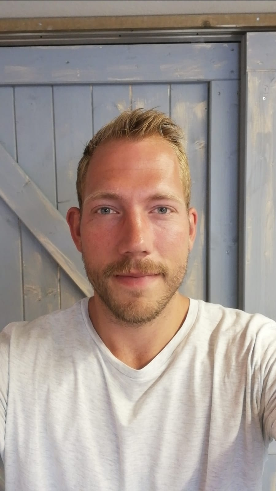 Projectcoördinator Arnold